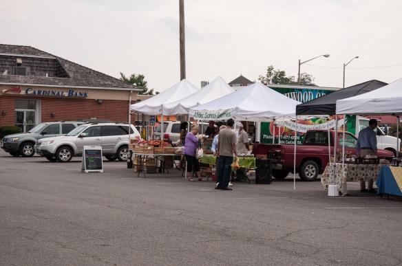 Leesburg, Farmer's Market